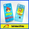 2012 hot sale lovely soft PVC cartoon embossed iphone 4 phone sets