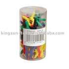 50pcs Nylon spring clamp set