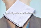 Wholesale Plain White Cotton Handkerchief