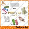 Pedicure pedicure set