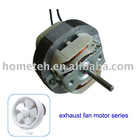 CE approval exhaust fan electric motor SP5812