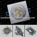 6W Recessed LED Ceiling Light Recessed Ceiling Cabinet Light