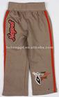 B3388#BROWN Quality chlid wear boy jog pants