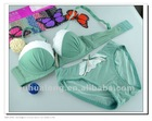 Japan And South Korea Fashion underwear lace intimates bra panty set