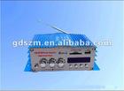 12V usb car amplifier
