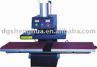 (CE & SGS) Pneumatic Double Stations Heat Press Machine