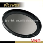 Discount! HD Variable ND Filter 77mm (ND2 to ND400)