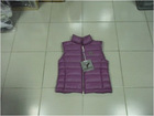 Wholesale & Retail Girls Stand Collar Goose Down Vest