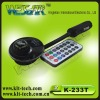 smart remote control fm transmitter