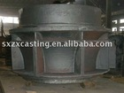 Large Cast Stainless Steel Parts