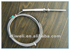 High temperature PT100 sensor line