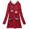latest plus size fasion women christmas sweaters