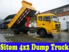 SITOM 4x2 Heavy duty 3 Tons Dump Truck