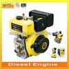 296 cc Recoil and Electric Start Direct Injection Diesel Engine