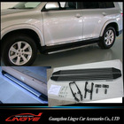 2012 Toyota Highlander focus style running boards and side steps