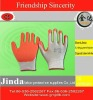 JD-A084 construction long sleeve latex safety gloves