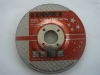 Grinding Wheel for Metal - Cymbal Pattern