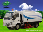 Road Sweeper and Road Washer,Longma