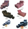 18 kinds spa pedicure chairs