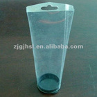 plastic PVC PET gift packaging box