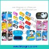 14 kinds for ndsl soft cartoon pouch