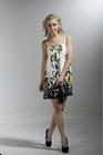 2012Summer Elegant Cheap Satin Nightwear Promotion for woman