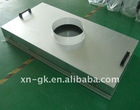 Disposable HEPA filter with duct