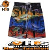 2012 fashion sublimation print beach short for men