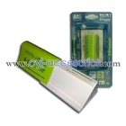 White and Green Mobile Phone Universal Charger