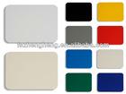 solid exterior aluminum composite panel