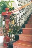 WH-286E 2011 High-class and Fashion wrought iron stair