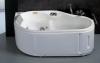 Touch screen control Massage Bathtub G664
