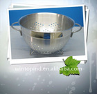 3QT Stainless Steel fruit basket