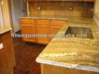 Four season golden granite kitchen countertop