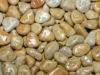 Natural polished pebble