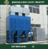 Cartridge type dust collector for industry