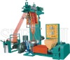 Two color pe blowing Machine