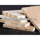 Chinese or Indonesia laminated blockboard