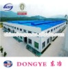 BV Certification Pretty Appearance Steel Structure Warehouse
