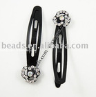 fashion ladies rhinestone hair clip