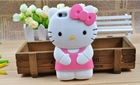 Silicone 3D Hello Kitty Case for iPhone 5