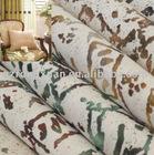 Bronzed velvet for Polyester/Cotton Fabric