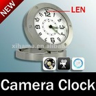 free shipping hidden clock camera DVR520 camcorder DV paypal accepted