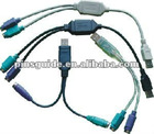 USB PS2 CABLE,USB A MALE TO PS2 ADAPTER CABLE,PS2 CABLE