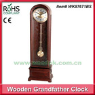 Old style home decoration quartz floor clock movement pendulum