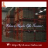 Heavy duty steel shelving for warehouse