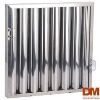 commercial kitchen baffle grease filter