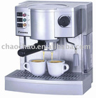 stainless espresso Coffee Machine with 15 bar