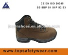 2012 Hiker Safety shoes JH-427 high cut