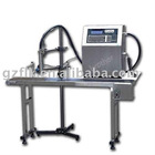 automatic computer small character ink printer wih belt conveyor